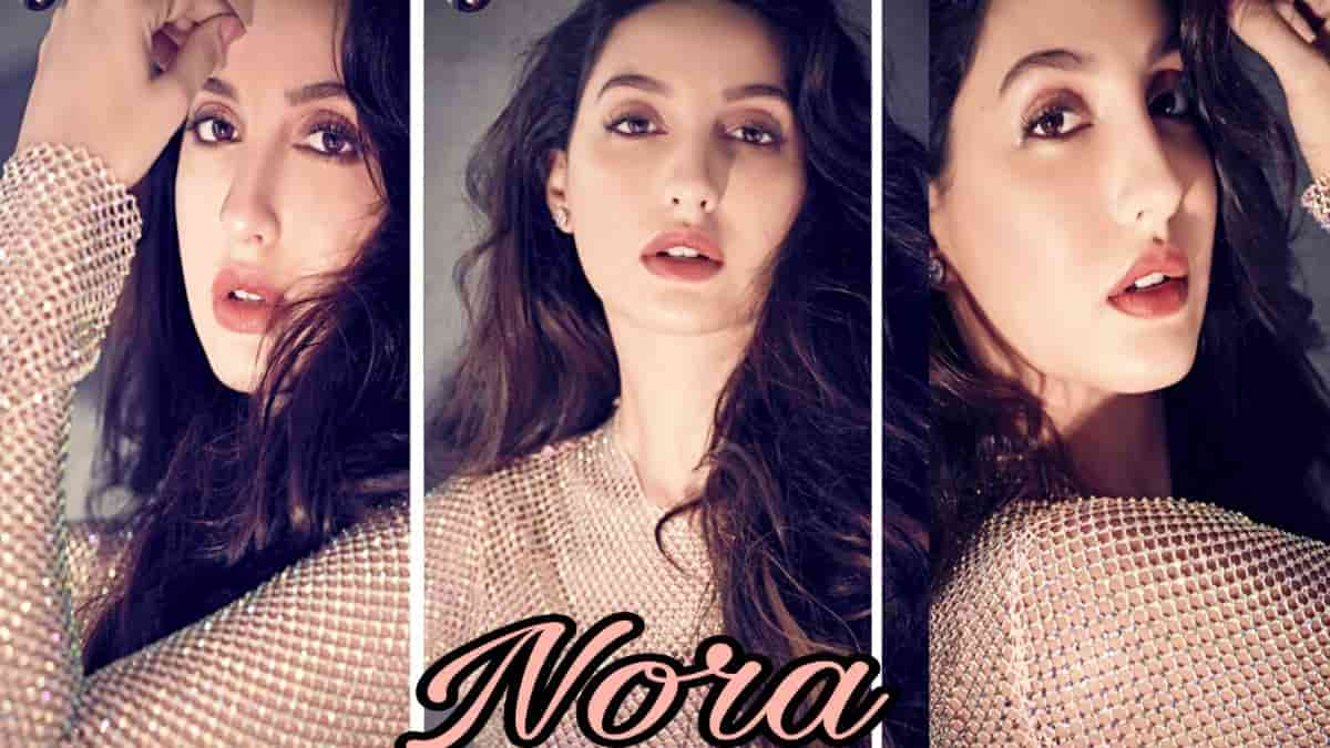 Nora Fatehi New Look With A Beautiful Look, Should See