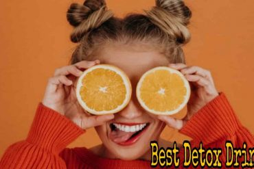 Health Facts Best detox drink for weight loss, body flush detox drink