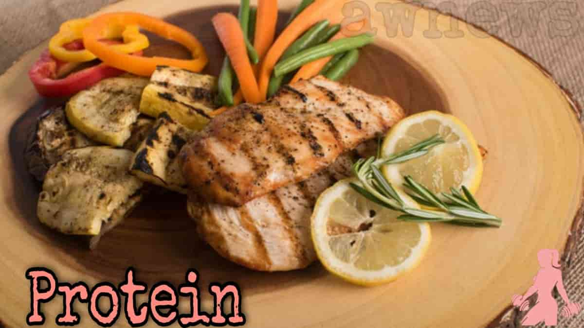 Health Facts Big muscles fruit protein, Protein in blood, clean simple eats protein